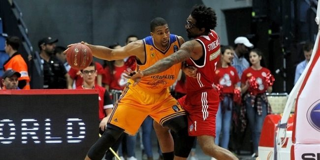 Quarterfinals Game 1: Hapoel Bank Yahav Jerusalem vs. Herbalife Gran Canaria Las Palmas