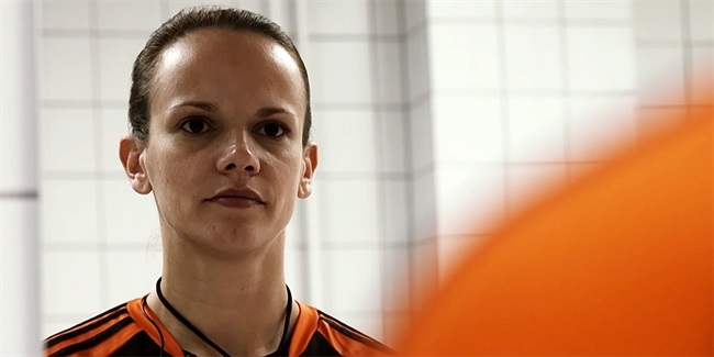 EuroLeague Weekly: Anne Panther, Euroleague Basketball referee