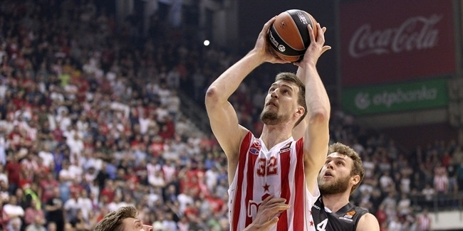 Real Madrid lands center Kuzmic