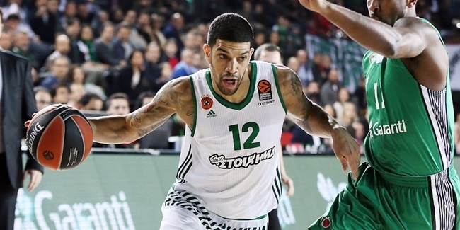 Regular Season, Round 24: Darussafaka Dogus Istanbul vs. Panathinaikos Superfoods Athens