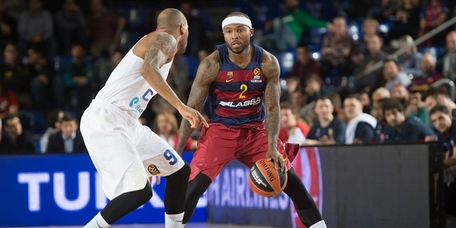 Regular Season, Round 24: FC Barcelona Lassa vs. CSKA Moscow