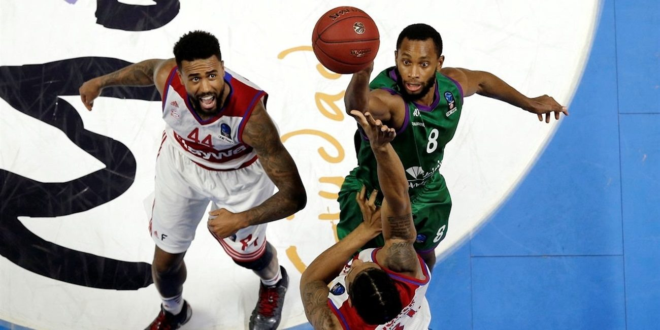 Quarterfinals Game 2: Unicaja snaps Bayern's streak, forces Game 3