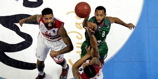 Quarterfinals Game 2: Unicaja Malaga vs. FC Bayern Munich