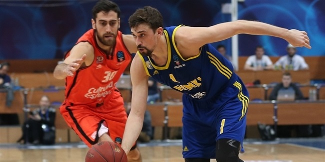 Khimki extends EuroCup MVP Shved