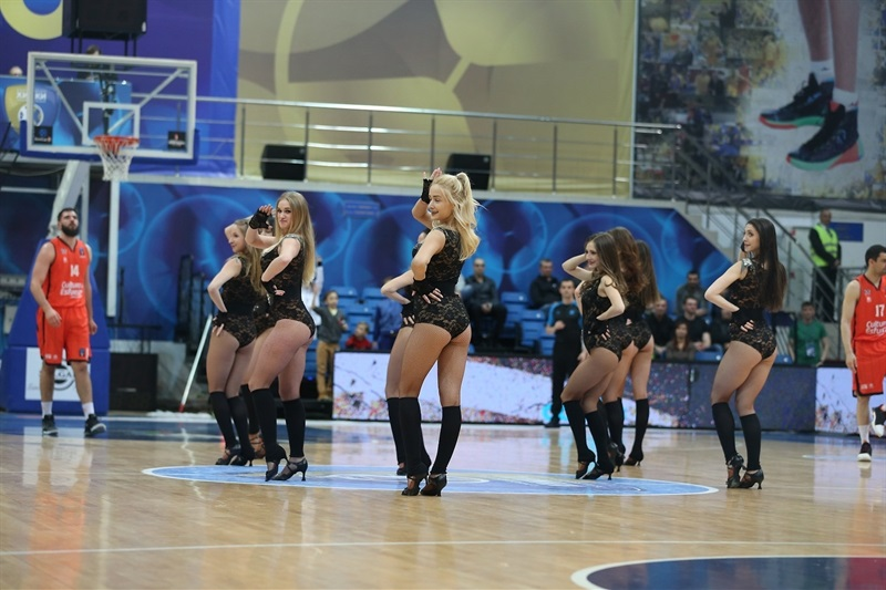 Cheerleaders - Khimki Moscow Region - EC16 (photo Evgeny Solodov - Khimki)