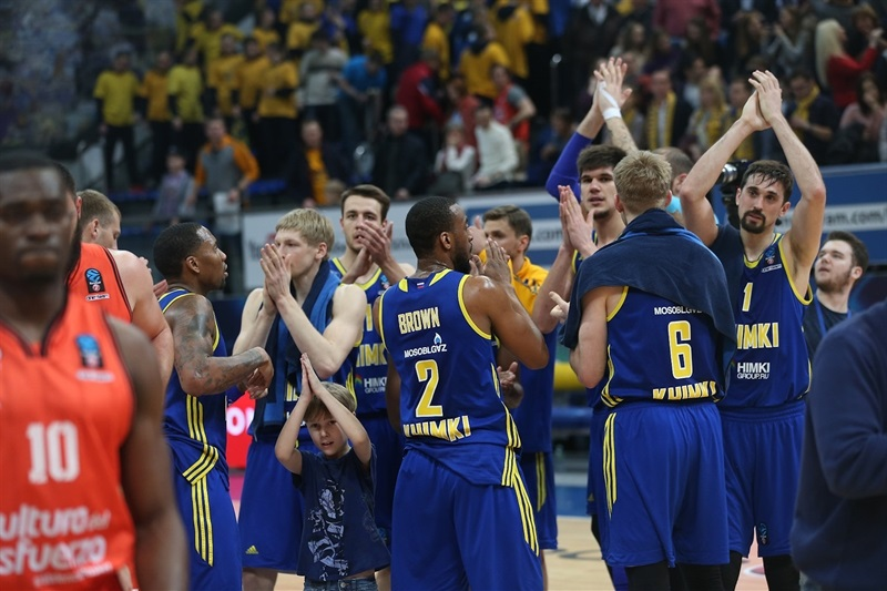 Khimki Moscow Region celebrates - EC16 (photo Evgeny Solodov - Khimki)