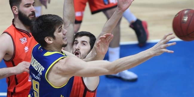 Quarterfinals Game 2: Khimki Moscow Region vs. Valencia Basket