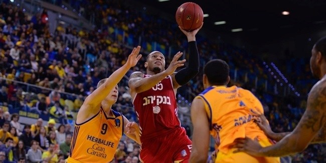 Quarterfinals Game 2: Jerusalem rules road to reach semis!