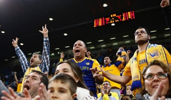 Games to Watch: Herbalife Gran Canaria
