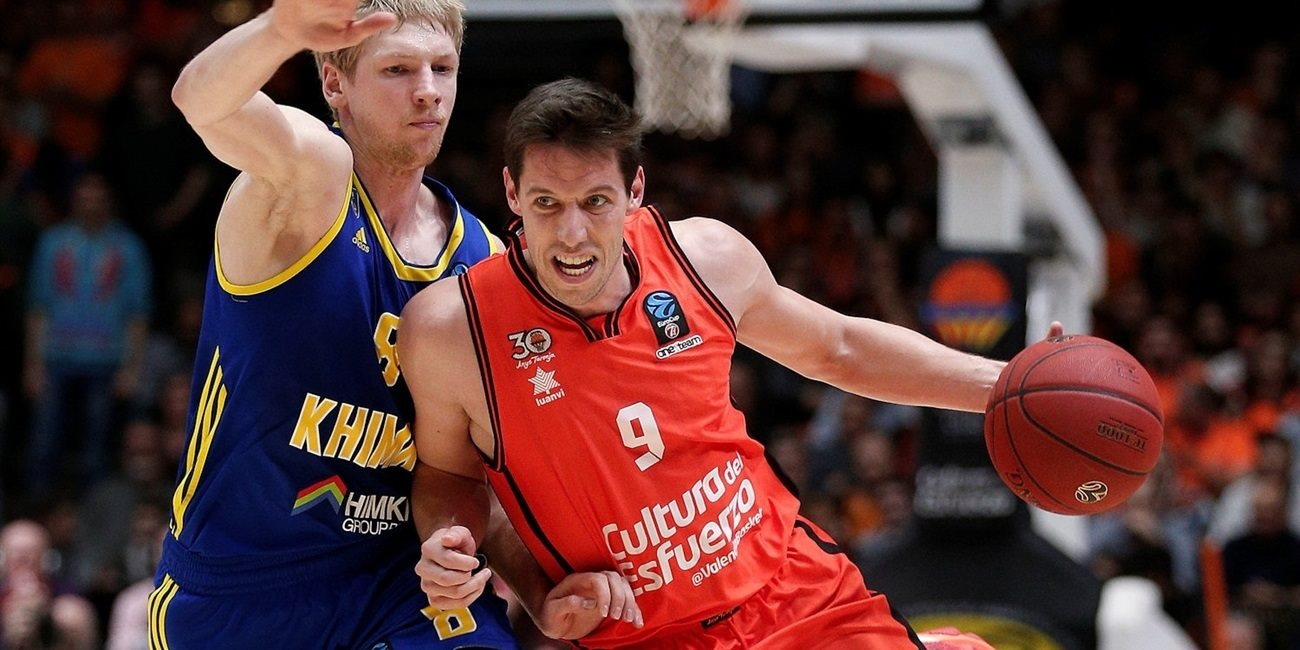 Quarterfinals Game 3: Valencia downs Khimki, moves on to semis