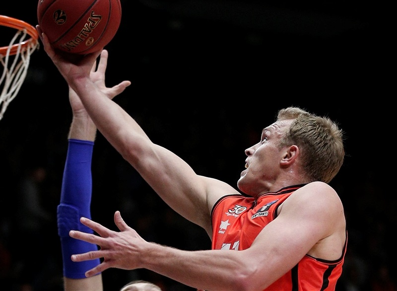 Luke Sikma - Valencia Basket - EC16 (photo Valencia Basket - Miguel Angel Polo)