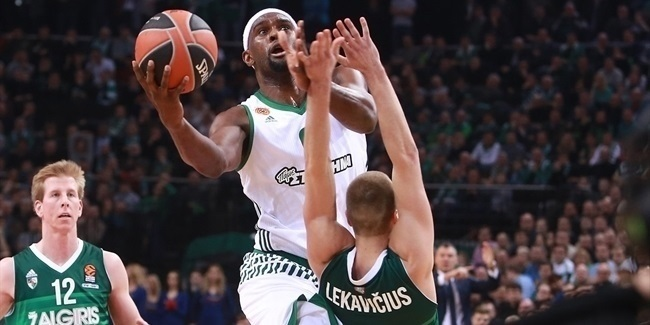 Turkish Airlines EuroLeague MVP for March: Chris Singleton, Panathinaikos Superfoods Athens