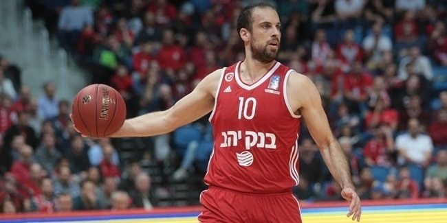 7DAYS EuroCup all-timers: Yotam Halperin