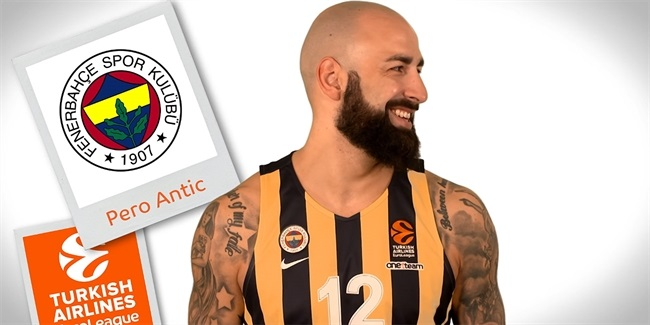 Video Replay, Pick or Roll: Pero Antic, Fenerbahce Istanbul