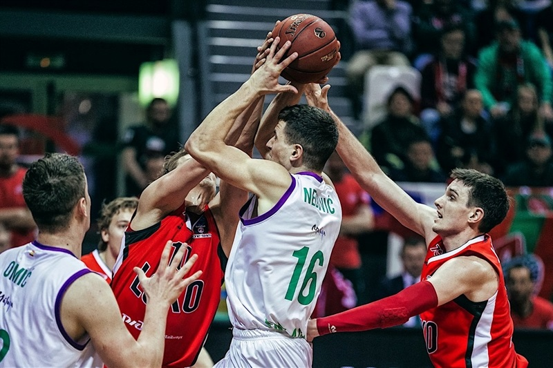 Nemanja Nedovic - Unicaja Malaga - EC16 (photo Lokomotiv)