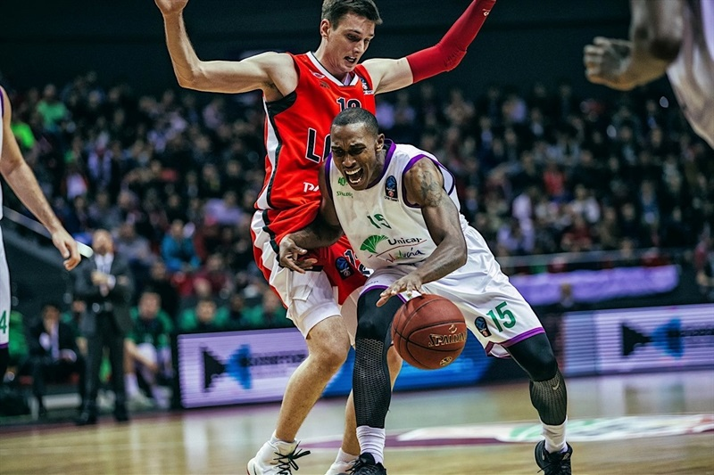 Jamar Smith - Unicaja Malaga - EC16 (photo Lokomotiv)