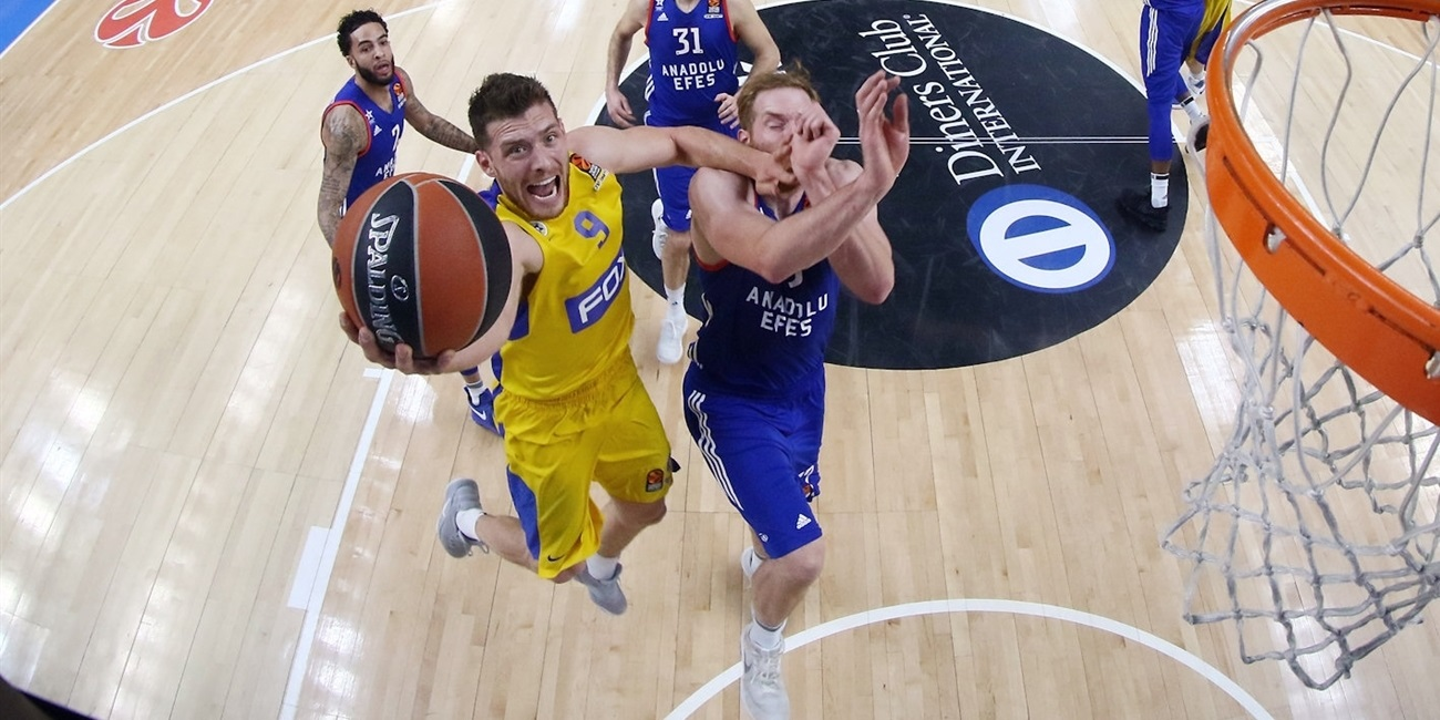 Gran Canaria puts Mekel at point guard