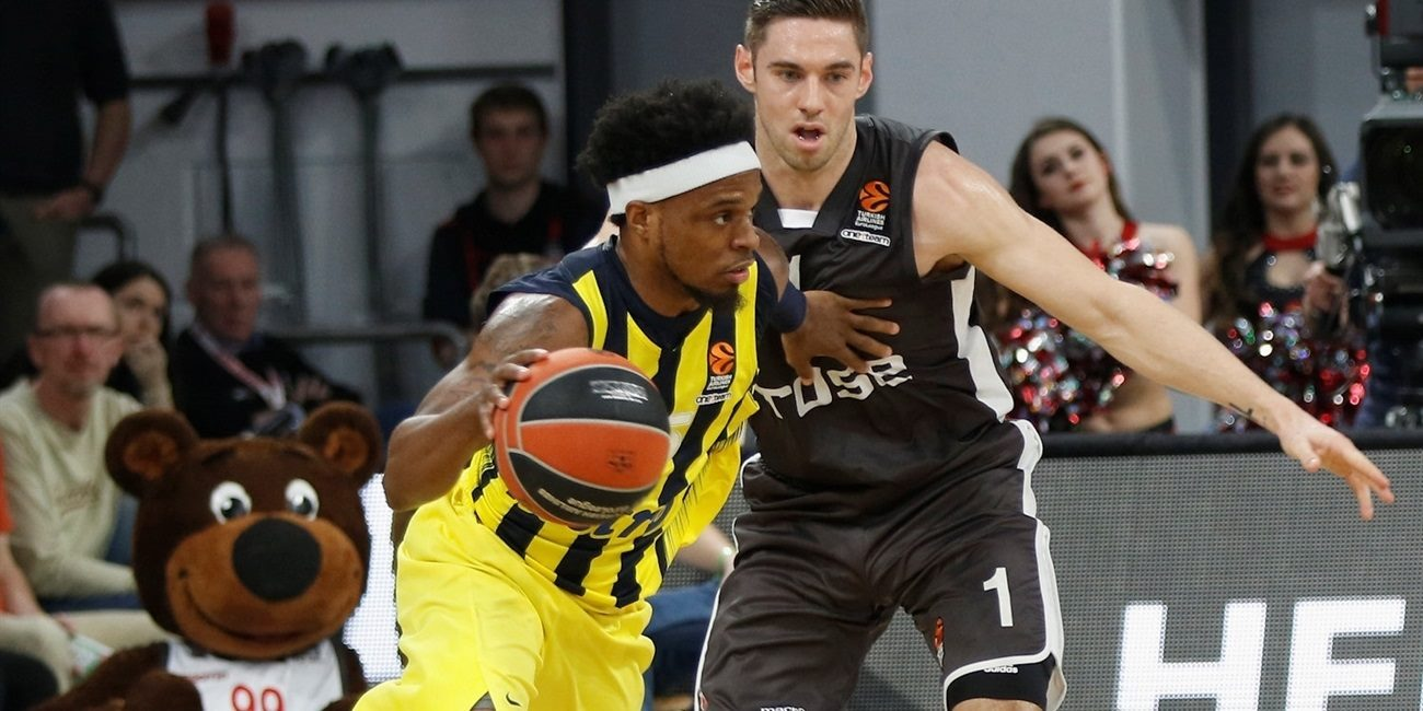 Regular Season Round 26: Dixon, Datome lead Fenerbahce to big road win