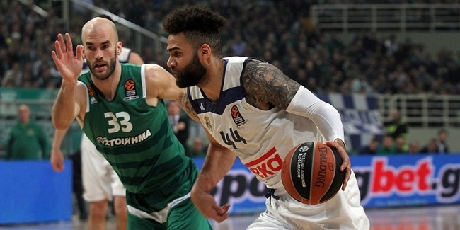 History calls to Panathinaikos and Madrid