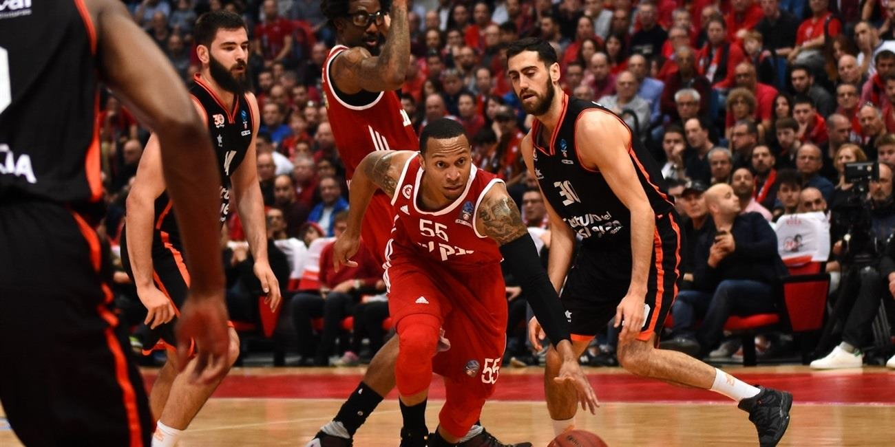 Curtis Jerrells - Hapoel Bank Yahav Jerusalem - EC16 (photo Hapoel)