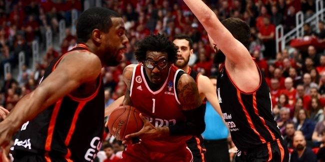 Semifinals Game 2: Hapoel Bank Yahav Jerusalem vs. Valencia Basket