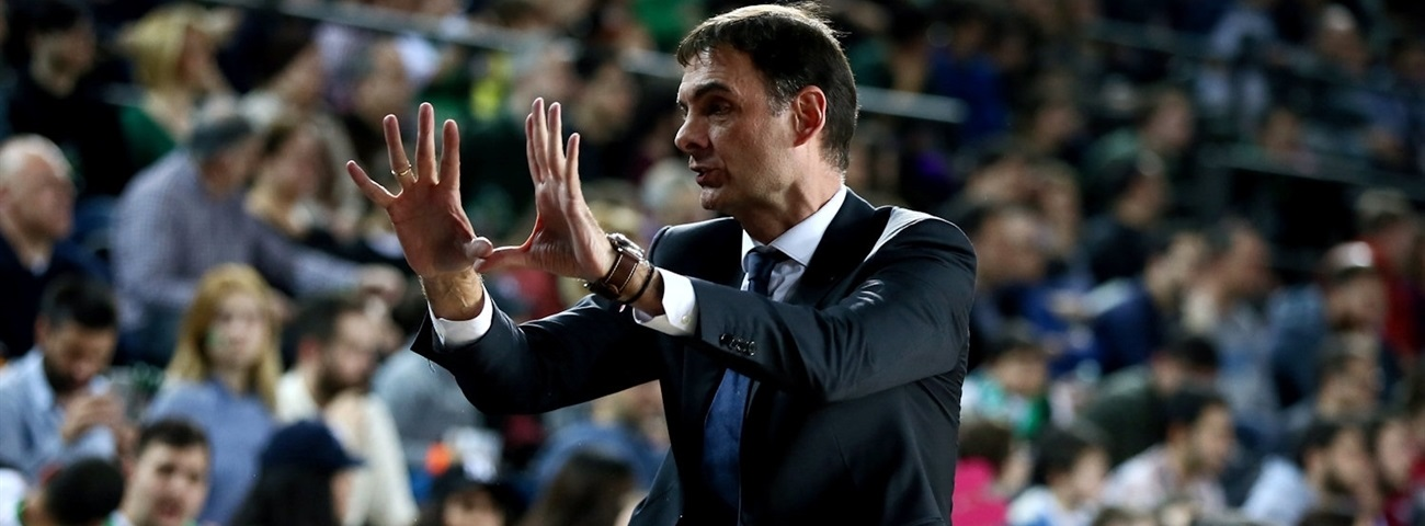 Khimki hires former Gomelskiy Coach of the Year Bartzokas