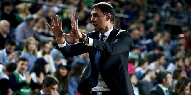 FC Barcelona, coach Bartzokas part ways
