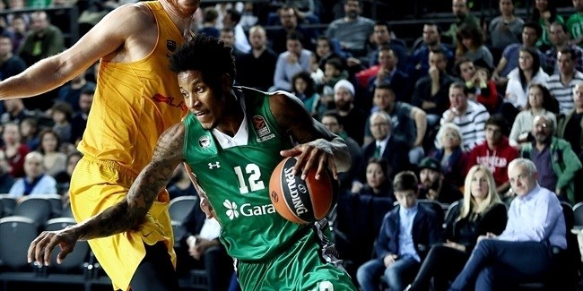 Regular Season Round 26: Darussafaka blasts Barcelona to remain firmly in playoff hunt