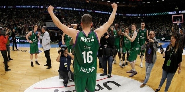 Semifinals Game 2: Unicaja Malaga vs. Lokomotiv Kuban Krasnodar