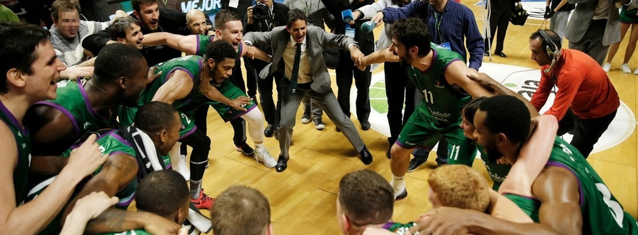 Road to the Finals: Unicaja Malaga