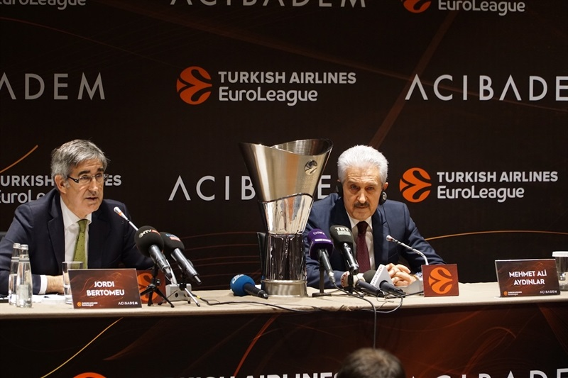 Acibadem becomes official Final Four medical services