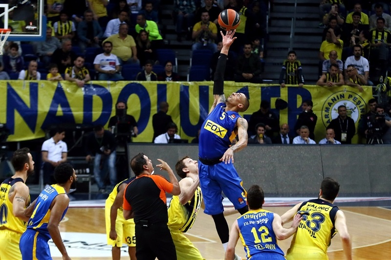 Diamon Simpson - Maccabi FOX Tel Aviv - EB16