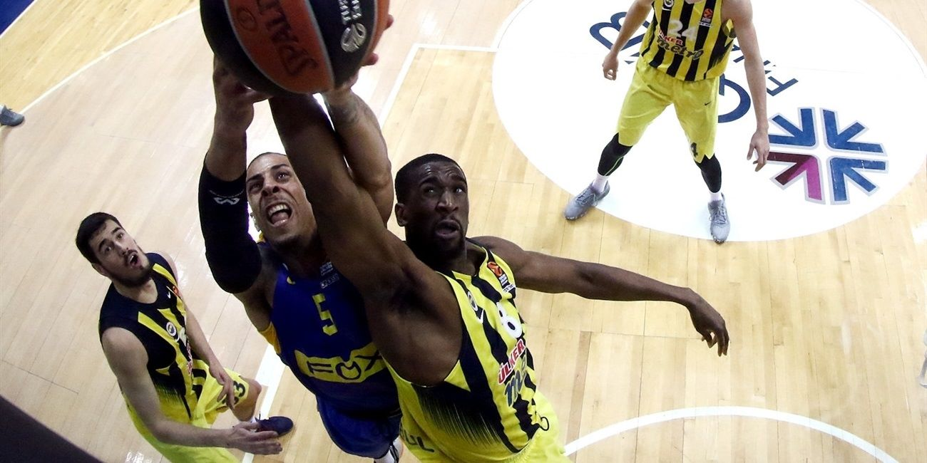 Regular Season Round 26: Maccabi FOX completes season sweep of Fenerbahce
