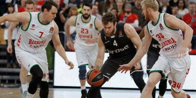 Regular Season, Round 27: Brose Bamberg vs. Baskonia Vitoria Gasteiz