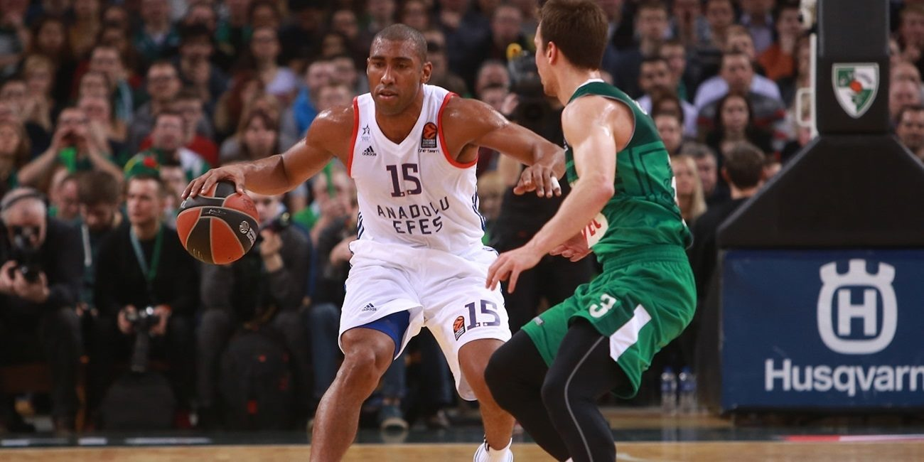 Regular Season Round 26: Granger leads Efes to critical win in Kaunas