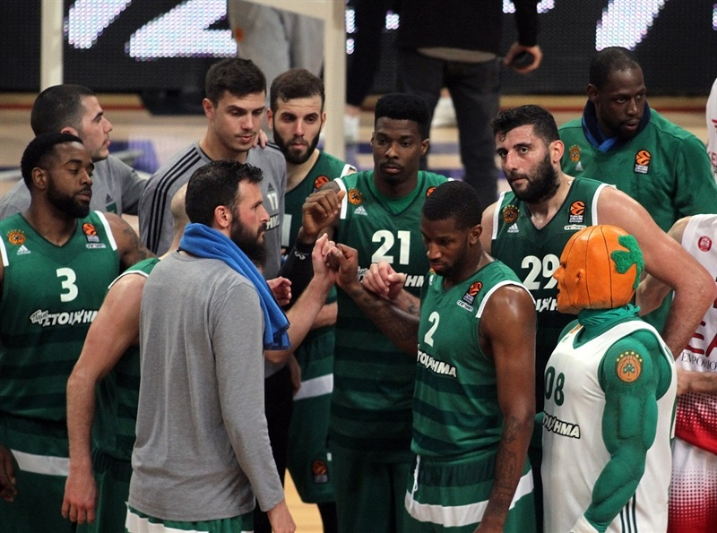 Players Panathinaikos Superfoods Athens - EB16