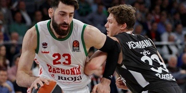 Regular Season Round 26: Fast start takes Baskonia to brink of playoffs