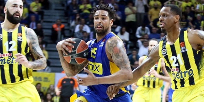 Turk Telekom signs former EuroLeague champ Landesberg