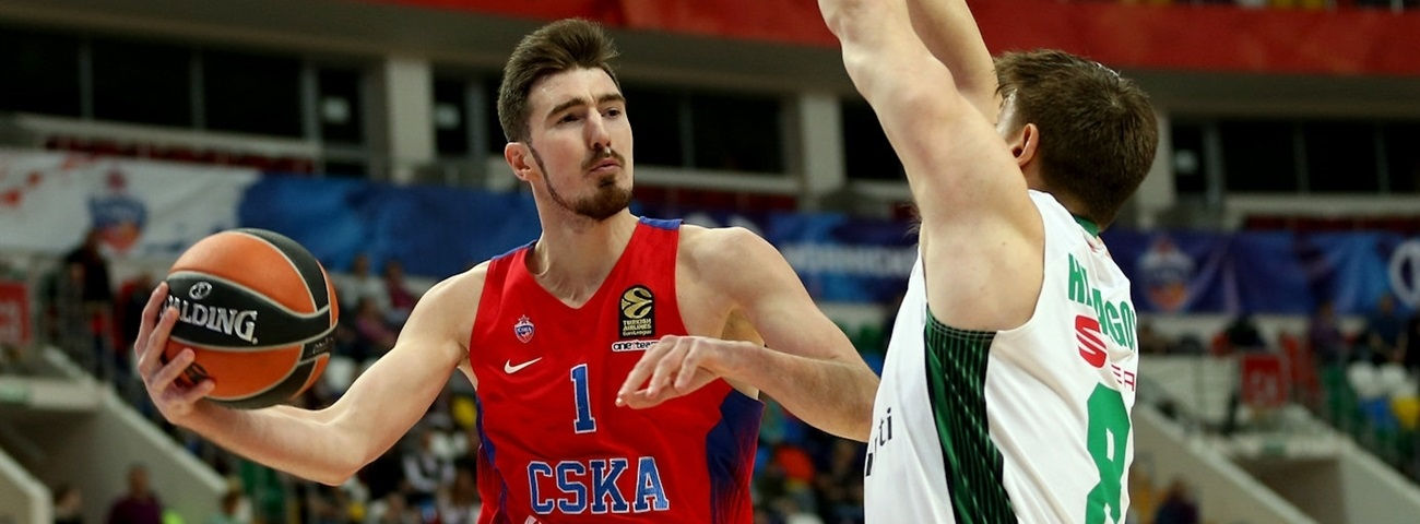 EuroLeague, EuroCup stars fill EuroBasket rosters