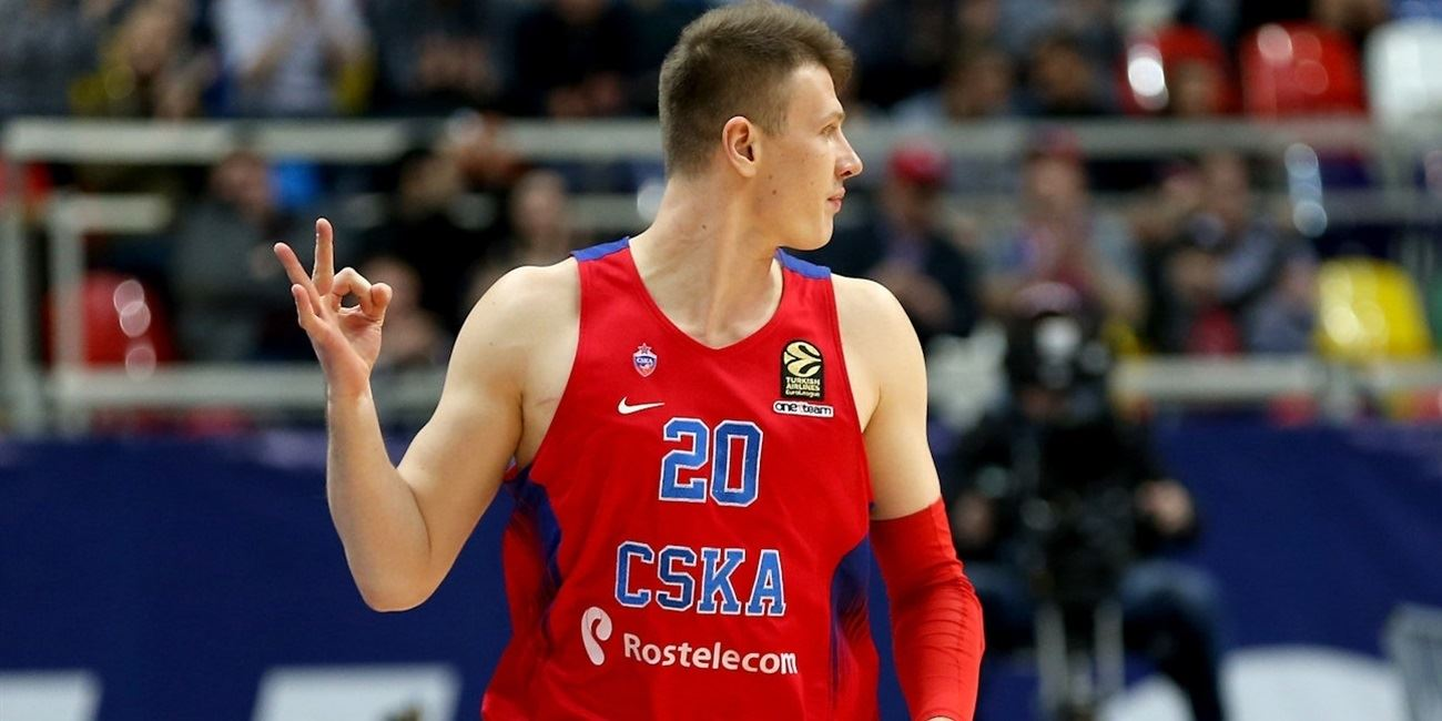 CSKA, Vorontsevich together three more seasons