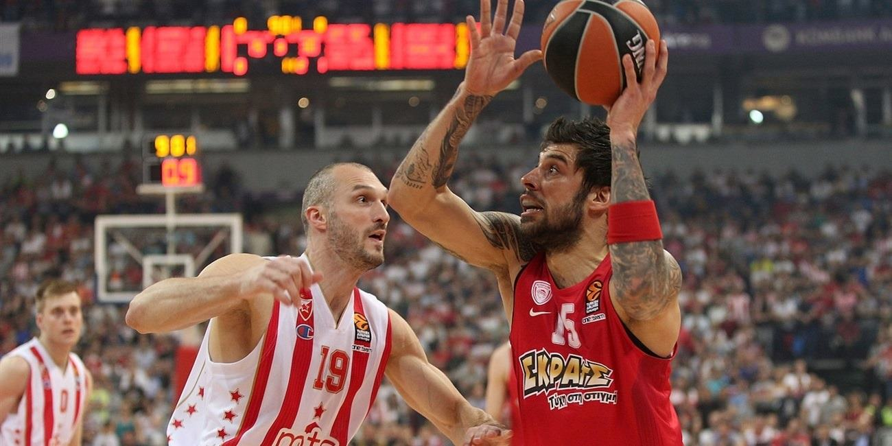 Regular Season Round 26: Printezis heroics topple Zvezda in overtime