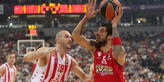 Regular Season Round 27: Printezis heroics topple Zvezda in overtime