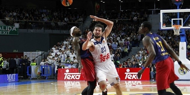 Regular Season Round 26: Madrid handles Barcelona, secures top four finish