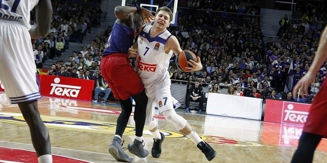 Regular Season, Round 27: Real Madrid vs. FC Barcelona Lassa