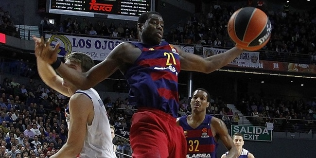 MoraBanc Andorra gets center Diagne on loan from Barcelona