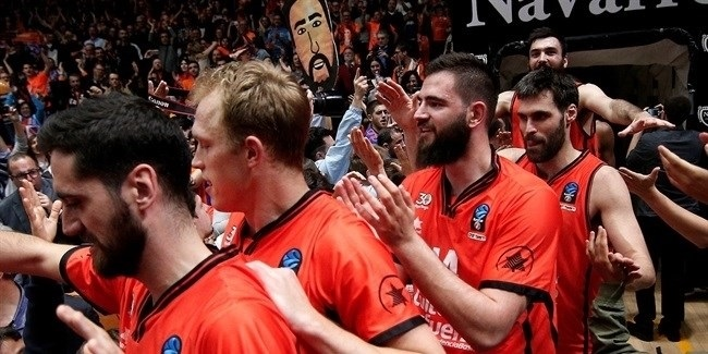 Semifinals Game 3: Valencia Basket vs. Hapoel Bank Yahav Jerusalem