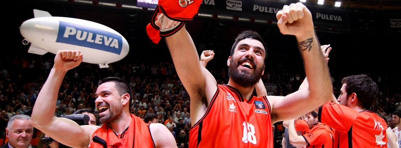 Road to the Finals: Valencia Basket