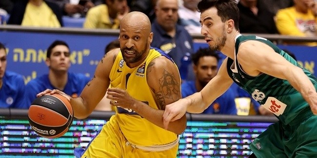 Regular Season, Round 28: Maccabi FOX Tel Aviv vs. Zalgiris Kaunas