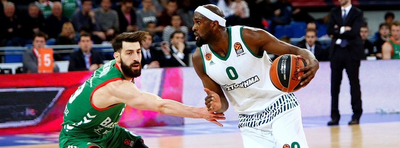 Chris Singleton - Panathinaikos Superfoods Athens - EB16