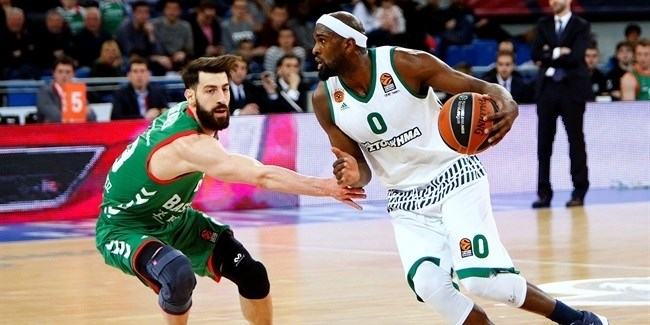 Regular Season, Round 28: Baskonia Vitoria Gasteiz vs. Panathinaikos Superfoods Athens